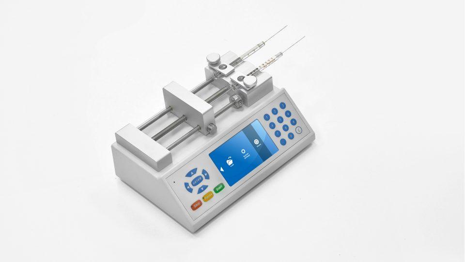 Fusion 100 Syringe Pump