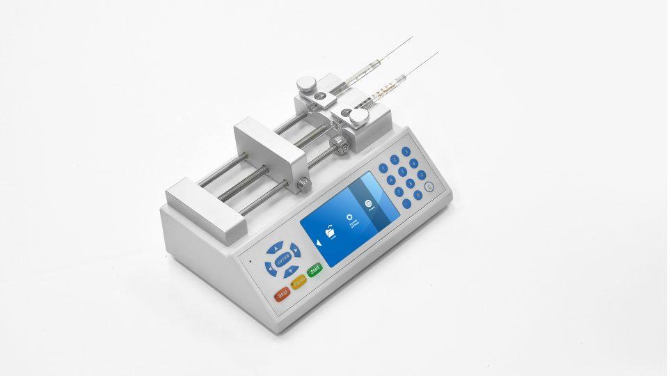 Fusion 200 Syringe Pump